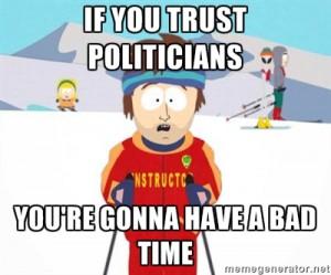 trust-politicians